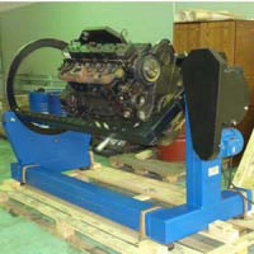 Стенд для сборки-разборки двигателя Р-776Е