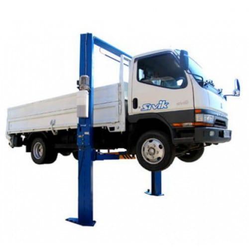 ПГА-5000/1 Подъёмник автомобильный высокая версия для коммерческого транспорта