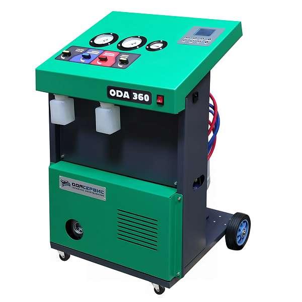 Полуавтоматическая станция для заправки кондиционеров ОДА Сервис ODA-360