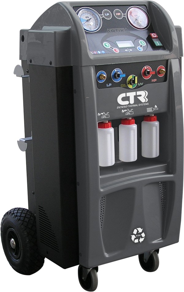 CTR ARTIKA R134 Установка для заправки автокондиционеров полуавтомат