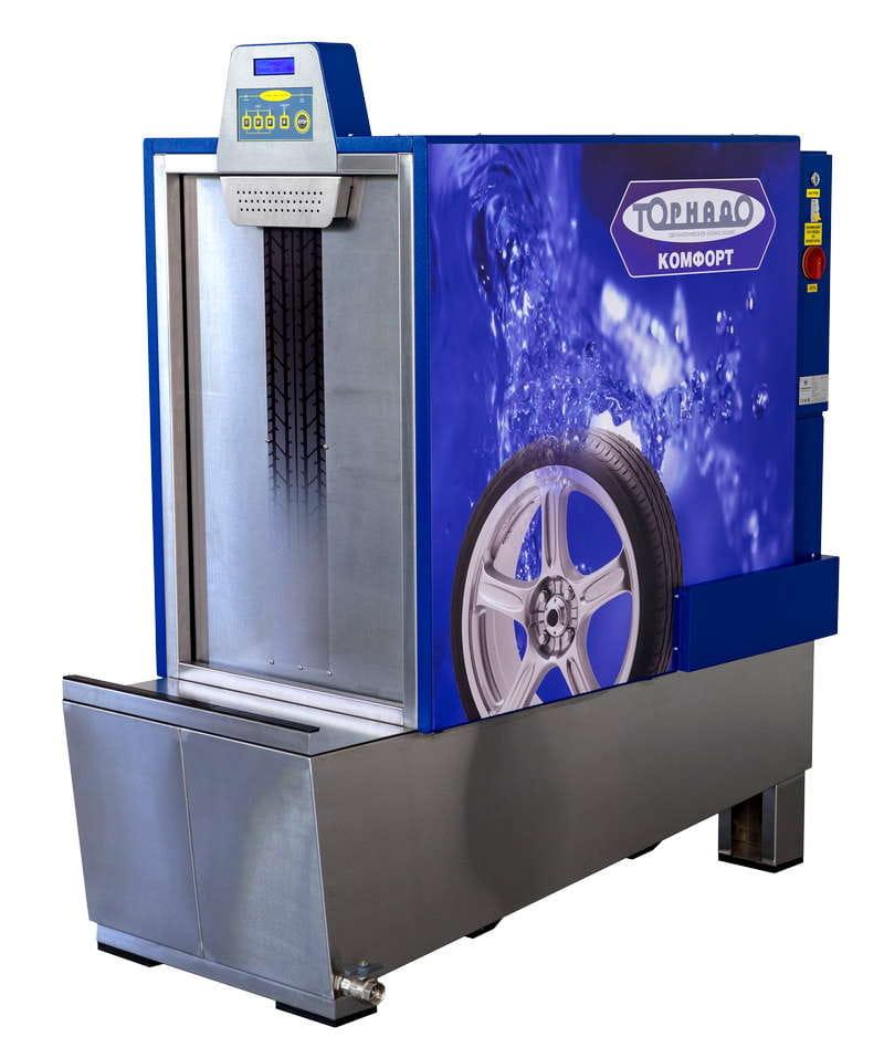 Торнадо Compact мойка колес без нагрева воды в наличии в Туле