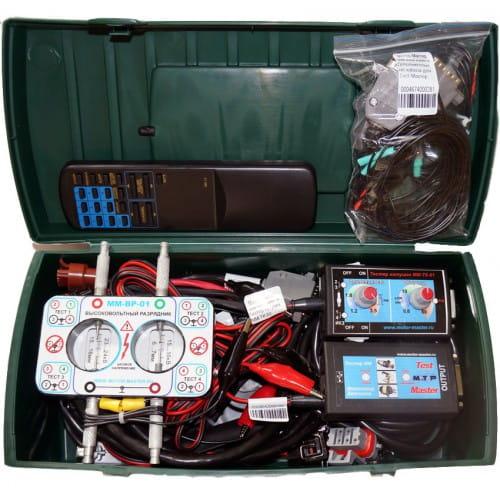 Комплект TestMaster+Диагностика+Одометры