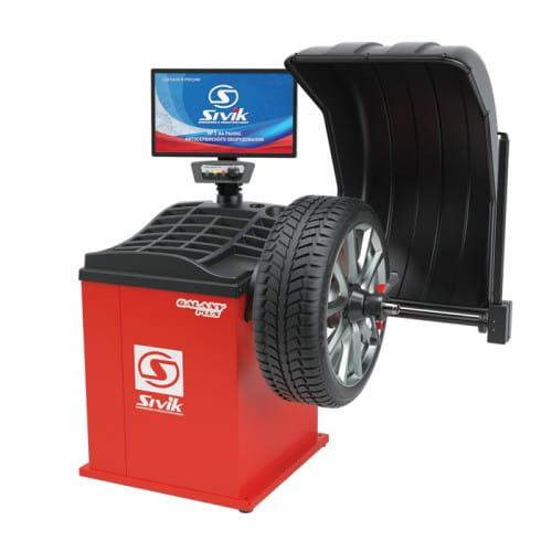 СИВИК GALAXY PLUS СБМП 60/3D станок балансировочный