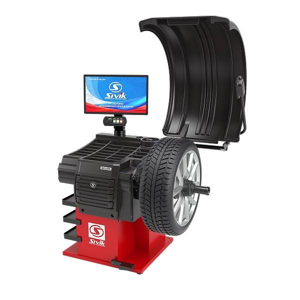 Балансировочный станок SIVIK GELIOS СБМП-60/3D Plus (УЗ, ЭМВ, ТЛУ)