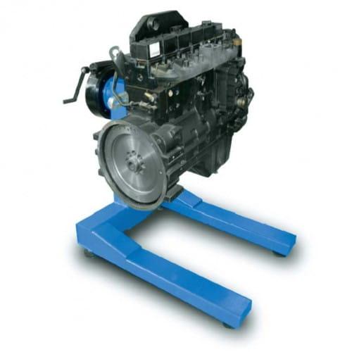 Стенд для сборки-разборки двигателя Р-1250