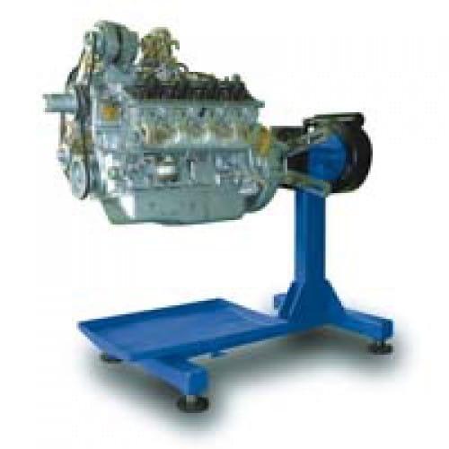 Стенд для сборки-разборки двигателя Р-500Е