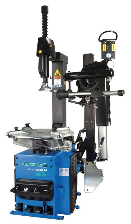 Автоматический шиномонтажный станок Hofmann Monty 3300-20 smart EM