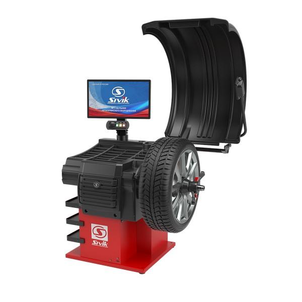 Балансировочный станок SIVIK GELIOS СБМП-60/3D Plus (УЗ, ТЛУ)