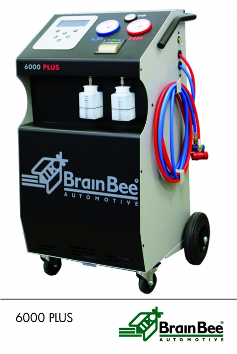 Установка для заправки кондиционеров Brain Bee Clima 6000 Plus