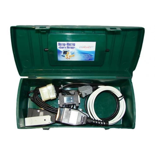 Комплект из сканера AD-05 и ПО Мотор-Скан